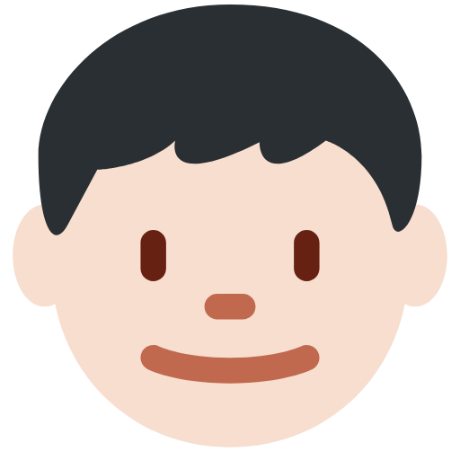 👦🏻 Emoji Boy: Light Skin Tone