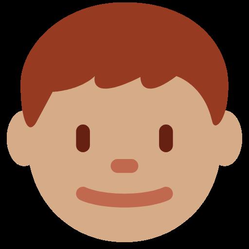 👦🏽 Emoji Boy: Medium Skin Tone