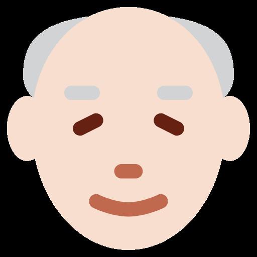 👴🏻 Emoji Old Man: Light Skin Tone
