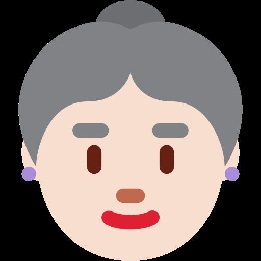 👵🏻 Emoji Old Woman: Light Skin Tone