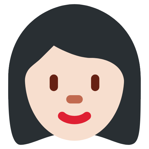 👩🏻 Emoji Woman: Light Skin Tone